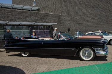 Cadillac 62 convertible coupe 1959 black side