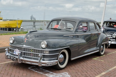 Chrysler Windsor Highlander 4-door sedan 1948 fl3q
