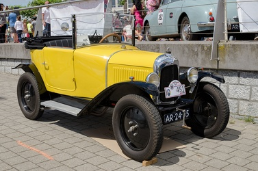 Citroen C2 cabriolet 2-places 1923 fr3q
