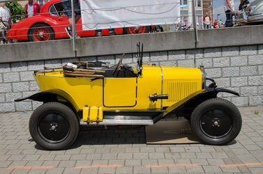 Citroen C2 torpedo 2-places 1922 side
