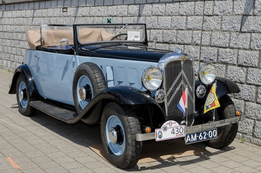 Citroen Rosalie 15 Legere coach decapotable 2-places 1933 fr3q