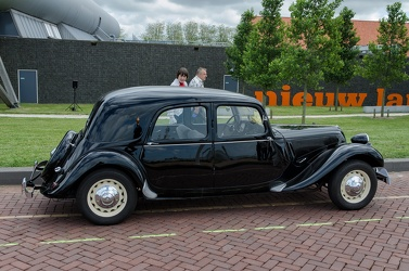 Citroen Traction Avant 11 BN 1952 side