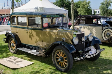 Erskine Model 50 Six 4-door sedan 1927 fr3q