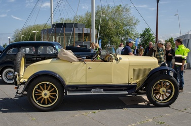 Essex Super Six boattail speedster 1927 side