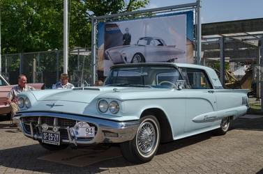 Ford Thunderbird hardtop coupe 1960 fl3q