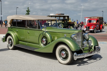 Packard 1107 Twelve tourer 1934 fr3q