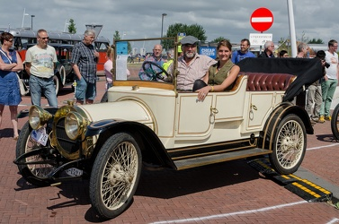 Riley 12/18 HP tourer 1908 fl3q