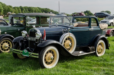 Ford Model A convertible sedan 1931 fl3q