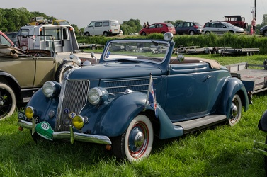 Ford V8 club cabriolet 1936 fl3q