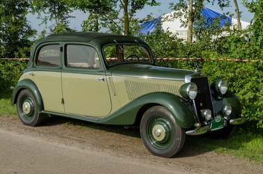 Mercedes 170 V 4-door convertible sedan 1937 fr3q