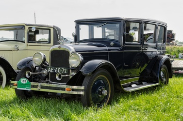 Nash Series 320 Standard Six 4-door sedan 1928 fl3q