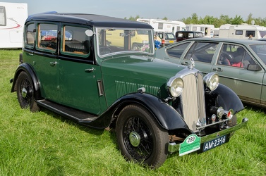 Rover P1 12 HP 6-light saloon 1934 fr3q