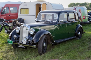Rover P2 12 HP 6-light saloon 1938 fl3q