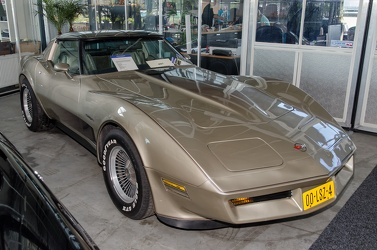 Chevrolet Corvette C3 Collector Edition hatchback coupe 1982 fr3q