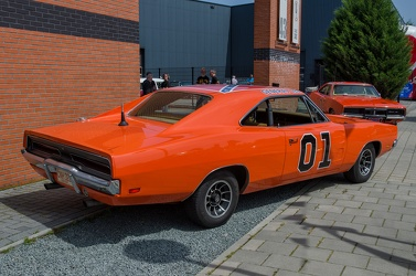 Dodge Charger S2 General Lee clone 1969 r3q