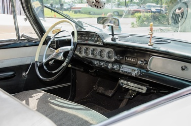 Dodge Coronet Lancer hardtop coupe 1958 interior