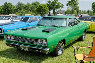 Dodge Coronet Super Bee hardtop coupe 1969 fl3q