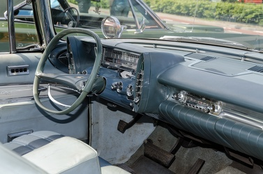 Imperial Crown Southampton hardtop sedan 1963 interior