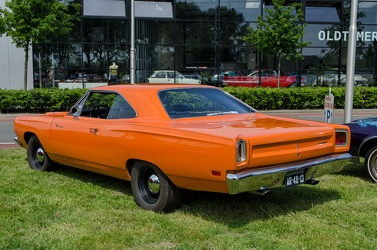 Plymouth Road Runner hardtop coupe 1969 r3q