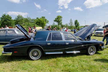Stutz Victoria by Carrozzeria Saturn 1985 side