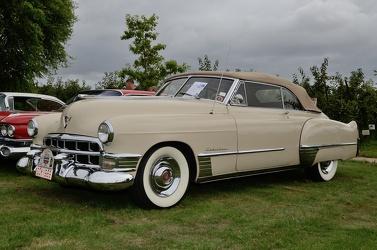 Cadillac 62 convertible coupe 1949 fl3q