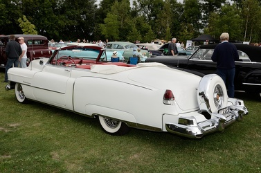 Cadillac 62 convertible coupe 1952 a r3q