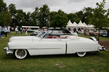 Cadillac 62 convertible coupe 1952 a side