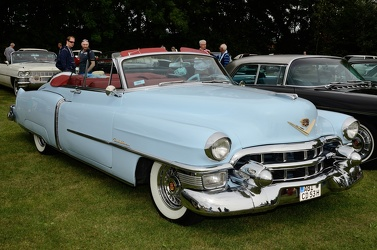 Cadillac 62 convertible coupe 1953 fr3q