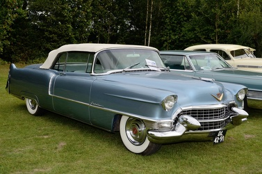 Cadillac 62 convertible coupe 1955 fr3q