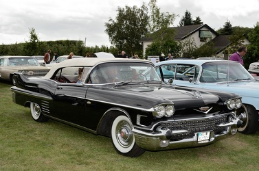 Cadillac 62 convertible coupe 1958 fr3q