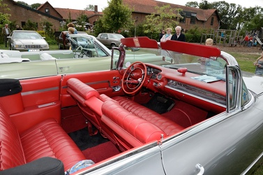 Cadillac 62 convertible coupe 1959 grey interior