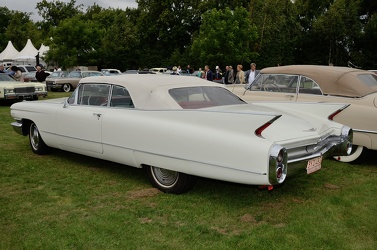 Cadillac 62 convertible coupe 1960 r3q