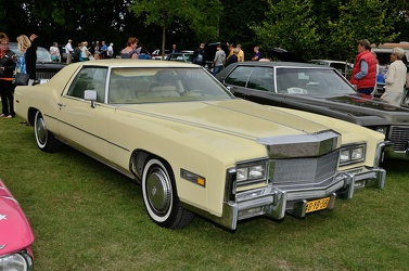 Cadillac Eldorado Majorca T-Top by Coach Design Group 1977 fr3q