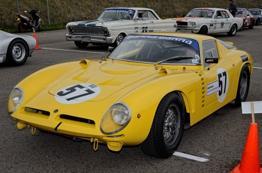 Bizzarrini GT 5300 Corsa by Bertone 1965 fl3q
