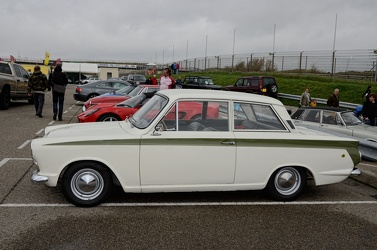 Ford Lotus Cortina Mk I 1965 side