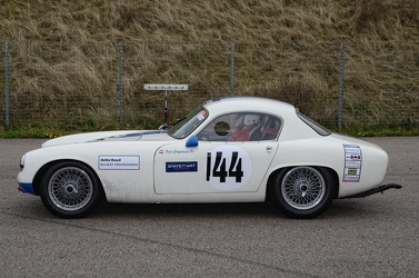 Lotus Elite 1958 side