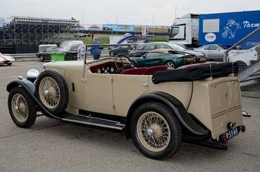 MG 18/80 HP Six Mk II tourer 1930 r3q
