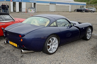 TVR Tuscan Speed 6 S Mk 1 2003 r3q