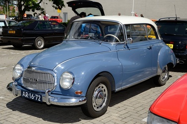 DKW 1000 S DeLuxe coupe 1962 fl3q