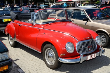 DKW 1000 S DeLuxe cabriolet 1963 fr3q