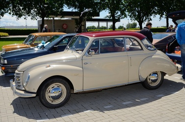 DKW F91 Sonderklasse coupe 1955 side