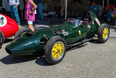 Elva 100 Formula Junior 1959 green fl3q