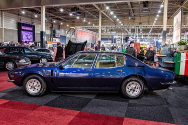 Iso Fidia berlina by Ghia 1974 side