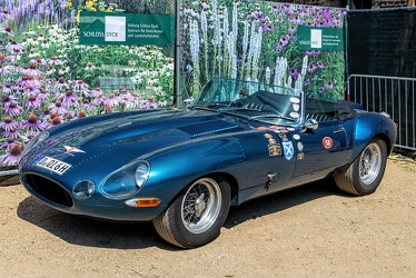 Jaguar E-Type S1 3.8 Litre lightweight roadster 1963 replica fl3q