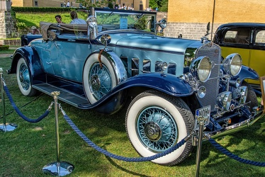 LaSalle Series 345 A V8 convertible coupe by Fisher 1931 fr3q