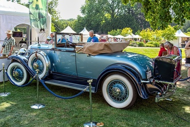 LaSalle Series 345 A V8 convertible coupe by Fisher 1931 r3q