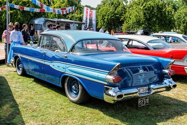 Pontiac Chieftain Catalina hardtop sedan 1957 r3q