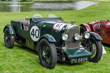 Lagonda 2 Litre Brooklands Double 12 1930 fr3q