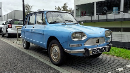 Citroen Ami 8 break 1977 fr3q
