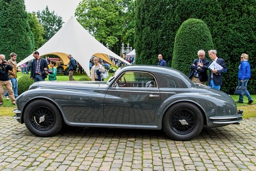 Alfa Romeo 6C 2500 SS berlinetta by Touring 1942 side